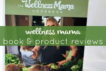 Wellness Mama Book & Product Reviews / Everything you need to know about the latest kitchen appliances, health products, and wellness books from Katie the Wellness Mama! / by Katie WellnessMama