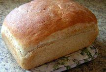 Homemade breads / by Stephanie