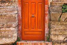 A-DOOR-able! / Beautiful doors!