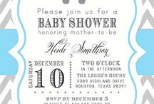 Elephant Baby Shower #1 / The shower my mom and sister are throwing!!!! / by Lacey Moore