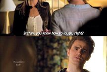 Vampire diaries love this program lol