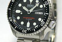 hodinky / inspiracie na pekne hodinky