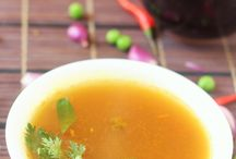 Soups from all over the world