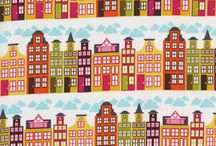 Stamps - houses