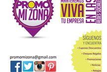 Revista Comercial Social Media Promomizona / Un poquito de lo tanto que hacemos por ti, por tu empresa, por tu servicio, por tu producto, por tu marca, por tu talento.