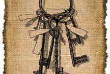 Keys & Locks / Klucze i Kłódki