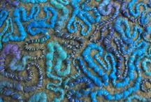 Textile felt ideas