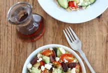 Salads / by Jessica (Portuguese Girl Cooks)