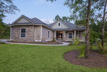 House exteriors / Building materials, siding, structure, etc.