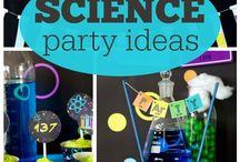 feste compleanno scienza