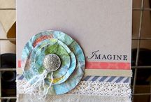 This and That / Stampin'Up! This and That Journal and DSP Ideas