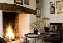 Design/Fireplaces / by Mary Frydenberg
