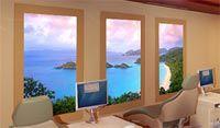 tapety, virtuální okna a 3D nálepky