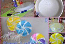 birthday,parties,shower decor / by luz colon