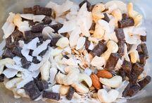 Paleo Snacks / by Amy Ruddick-Green