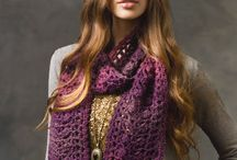 CROCHET SCARFS AND OTHERS
