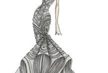 Fashion иллюстрации