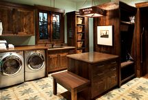 Laundry Rooms / Building ideas