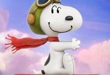 las aventuras de Snoopy