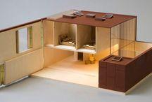 MINIATURE HOUSES FOR VIJI