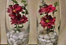 Virágos diszítők