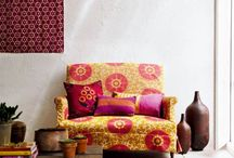 interior design upholstery / by Tracy Potter