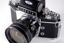 Ihagee Dresden / Exakta en exa spiegelreflex camera's