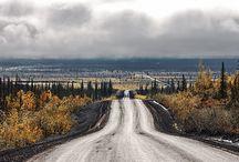 Travel Destinations: Alaska & Yukon Territories
