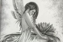 Fairy tat ideas