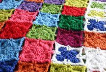 Horgolt ágytakarók-Crocheted bedspreads