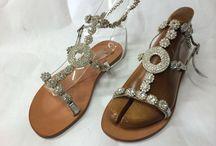SANDALI CAVIGLIERA GIOIELLO / Un vero e proprio gioiello per i vostri piedi!  Per info colori e/o personalizzazioni:  siniscalchi.sandali@gmail.com