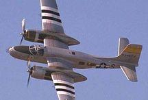 A-26 Invader Douglas /    A-26 Invader Douglas