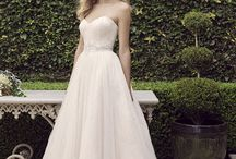 Casablanca Spring 2016 Trunk Show / We will be showcasing the entire spring 2016 bridal collection from Casablanca for one weekend only! April 1st - 3rd. Any Casablanca Gown purchased during that weekend will receive a discount of 10%.