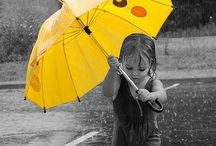 Rainy day things / by Linda e
