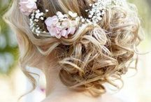 Bridal Inspiration - Hairstyles
