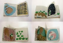 Artful journals and books / by Christina Roos