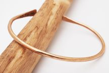Anniversary Jewelry / Custom bangles designed just for you. A great way to commemorate a special anniversary.