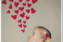 Valentine photos / by Priscilla Nickels