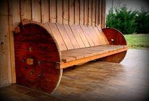 Bygga soffa