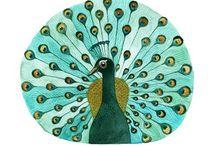 Peacock inspired / by Noa Bern