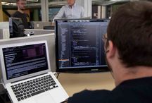 Hottest Tech Jobs for 2014 / If there's one job market that isn't slowing down, it's tech. As legacy companies continue to digitize and exciting new startups pop up everywhere, we're encountering an increased demand for qualified tech professionals.