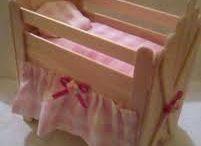 drevené paličky a kolíčky