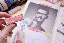 CC - Printmaking/Stamping / by Susan Rusen