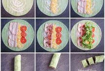 Lunch Ideas / by Amanda Perriccioli