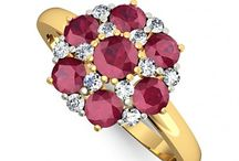 Ruby Ring Collection / Designer Ruby Ring Collection watch Now