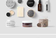 Веб дизайн упаковка брендинг кометических брендов