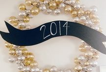 NYE / new year eve style & party ideas / by Kelly Williams