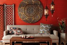 Arabic decor