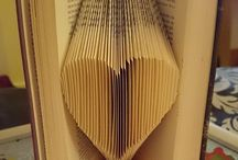 Folded Book Art / Inspiración e exemplos da técnica do bookfolding