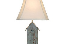 Migrate Home  / bird home decor in honor of spring  / by Laura Powers